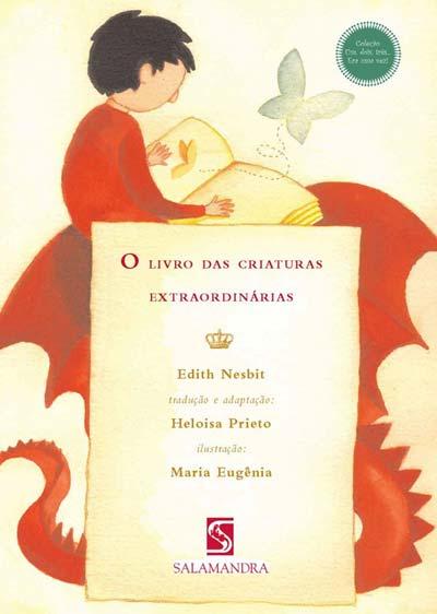 """""""O livro das Criaturas Extraordinárias"""""""